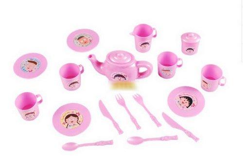 Chibi Maruko Chan Kids Tea Set Play Tea Kit