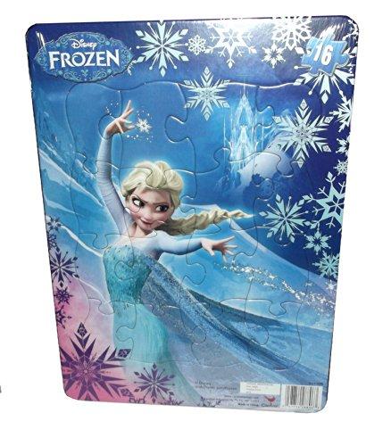 Disney Frozen Elsa 16 Piece Puzzle-1 ct