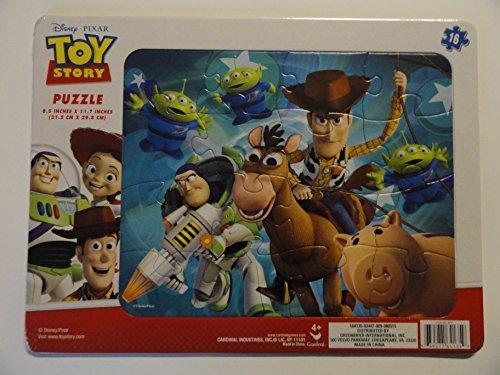 Toy Story 16 Piece Cardboard Puzzle
