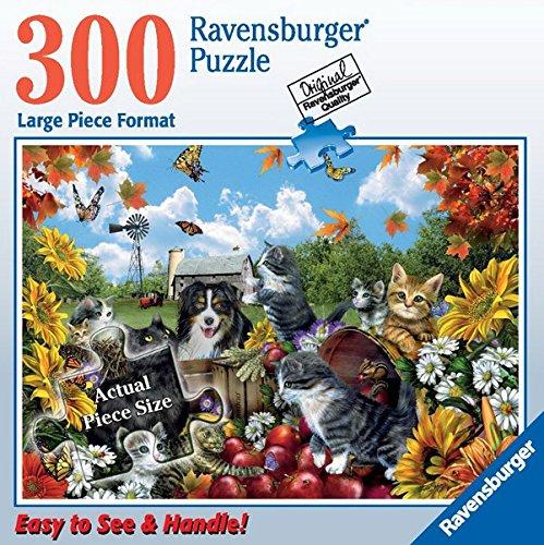Ravensburger 300 Large Piece Puzzle Doggie Delight
