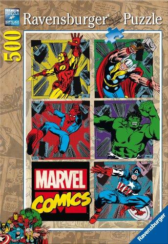 Marvel Comics Avengers Puzzle 500Pcs
