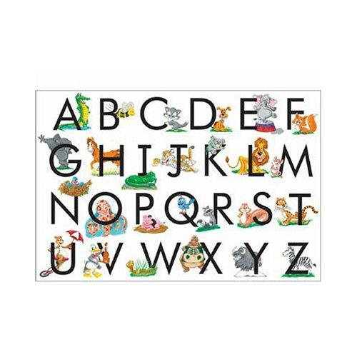 Melissa Doug ABC Learn the Alphabet Floor Puzzle 24 pcs