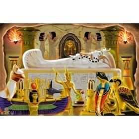 Melissa Doug Tomb of Kings 100-Piece Floor Puzzle