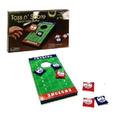 Toss n Score Football Beanbag Toss Game