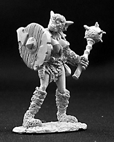 Ferrunk Female Bugbear Cleric