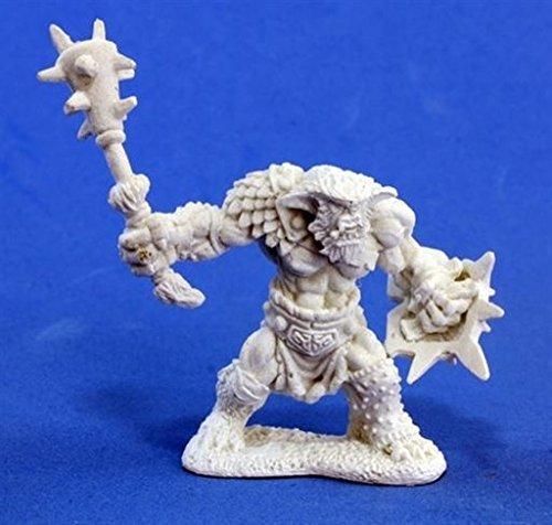 Reaper Miniatures 77015 Bonest50 - Bugbear Warrior by Reaper