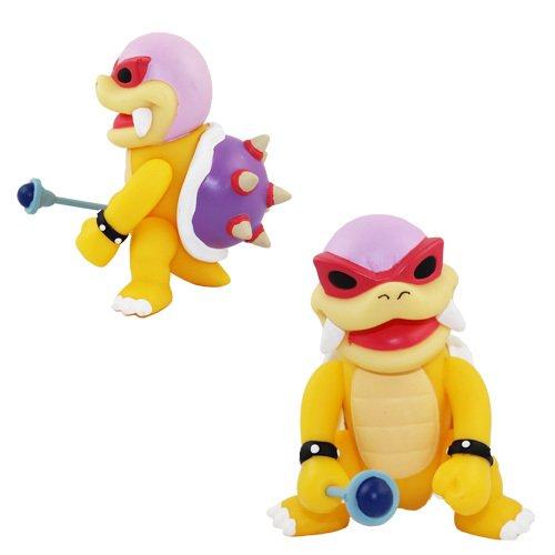 Super Mario Roy Koopa 10cm Figure Toy Brand New