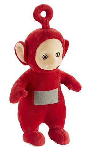 Teletubbies 26cm Talking Po Soft Plush Toy Brand New