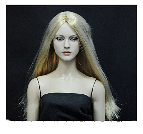 16 Avril Lavigne 13-12-NP Female Head Sculpt For 12 Figure Body Toys Playtoy