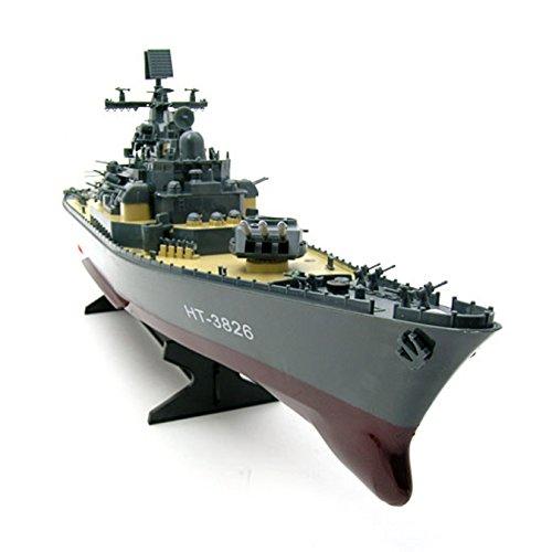 USS Missouri BB-63 US Navy Battleship RC Marine Warship 1250 Military Model Boat by POCO DIVO