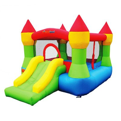 Inflatable Bouncy Castle Bounce Houses For Kids Children Castles Slide NEW