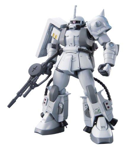 Bandai Hobby MS-06R-1A Zaku II Shin Matsunaga High Grade Universal Century Figure Model Kit
