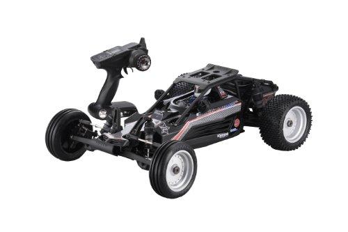 Kyosho EP Scorpion XXL VE Brushless RC Car 17 Scale Type 2 Black