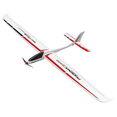 Dilwe RC Airplane PNP KIT Airplane Glider 2400mm Wingspan Plane RC Aircraft KIT PNPKIT