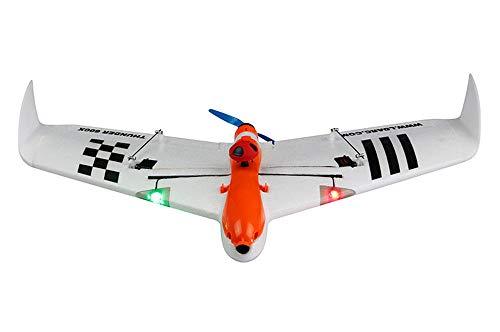 ETbotu KingkongLDARC Thunder 600X 656mm Wingspan EPO FPV RC Airplane Kit KIT Empty Drone