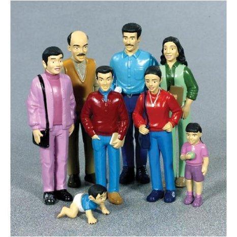 Pretend Play Family - Hispanic by Marvel Education Company
