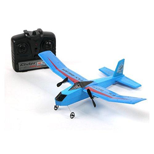 Fly Bear FX-802 FX-805 FX-807 24G 2CH 310mm EPP RC Glider Airplane RTF