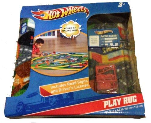 Hot Wheels Play Rug by Hot Wheels