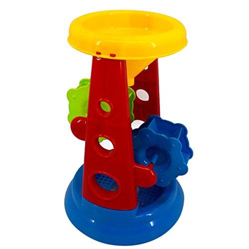 Kids Beach Sand Wheel Play Set Sandpit Beach Toys