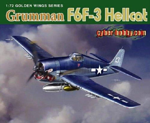 Cyber Hobby 172 Grumman F6F-3 Hellcat - Wing Tech Series