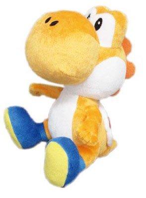 Sanei Super Mario Series Plush 65 Orange Yoshi