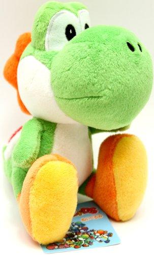 Super Mario Plush - Yoshi Island - 55 - Green