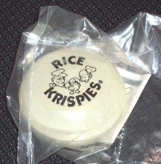 Duncan Imperial Glow Yo-Yo Rice Krispies 1989