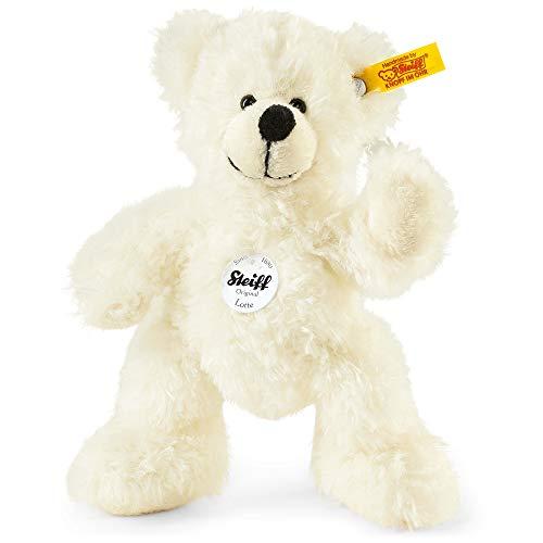 Steiff 111365 Lotte Teddy Bear Plush Animal Toy White