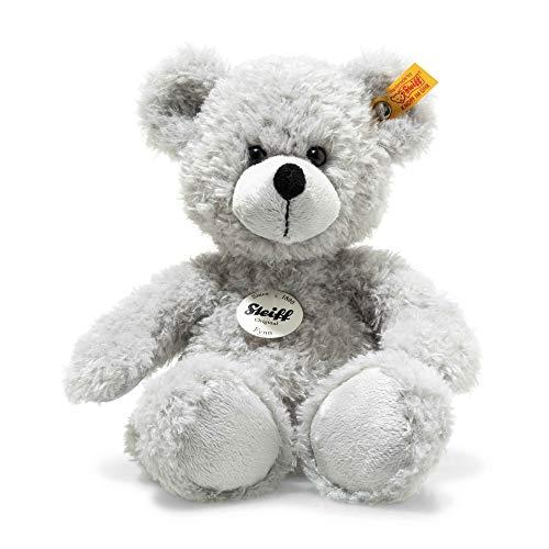 Steiff Fynn Teddy Bear 11 Grey