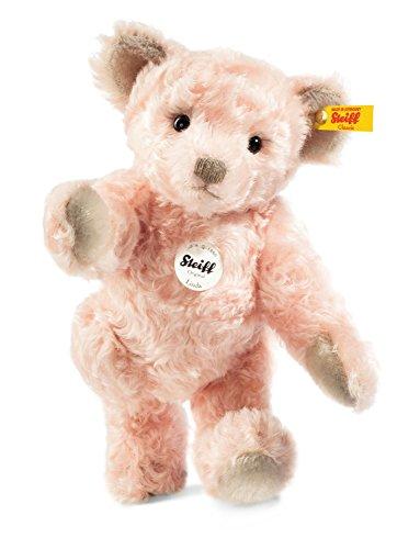 Steiff Inda Teddy Bear Collectible Plush Animal Pale Pink