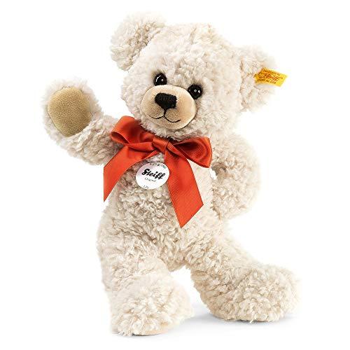 Steiff Lilly Dangling Teddy Bear Plush Cream 28cm