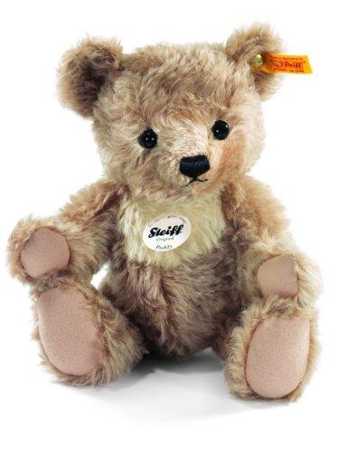 Steiff Paddy Teddy Bear Plush Light Brown