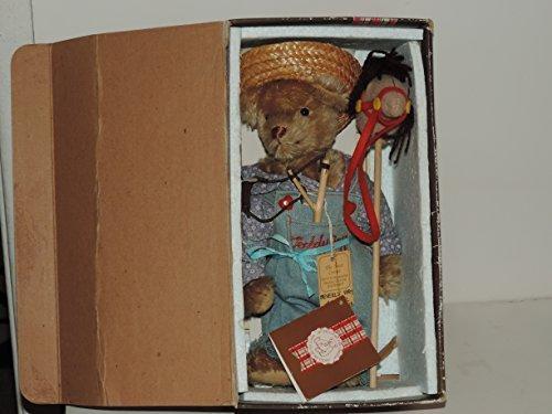 Vintage Bear Gorham Limite edition 2500 BP-6 Tedward Jonathon Bearkin Music Teddy Bear Picnic 1986