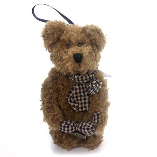 Boyds Bears Plush BILLY BOB WHEART PILLOW Fabric Teddy Bear Ornament 5620106