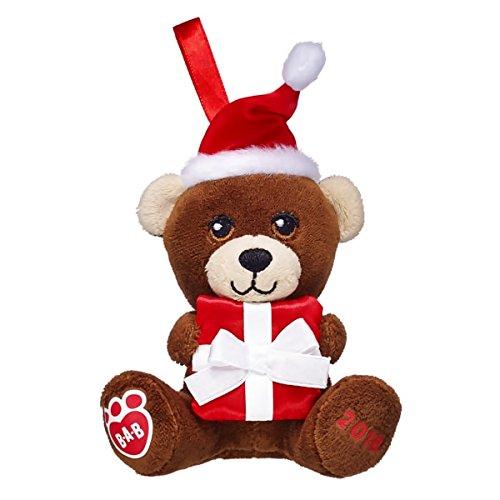 Build-a-Bear Workshop Brown Teddy Bear Ornament