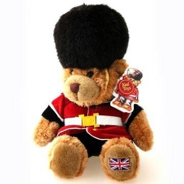 New Keel Toys Guardsman Plush British Teddy Bear 10