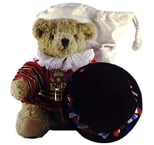 The Beefeater Teddy Bear - the Great British Teddy Bear Co by The Great British Teddy Bear Company