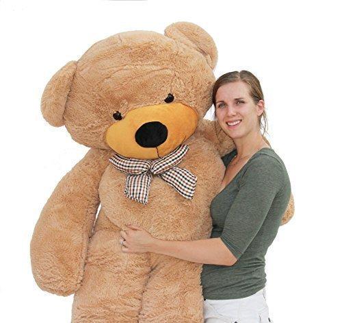 Joyfay Giant Teddy Bear 7865 Feet Light Brown