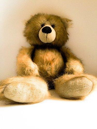 Plush Teddy Bear Light Brown12Inches