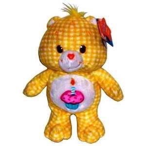 Care Bears Birthday Bear Country Fun 8 Plush Doll Toy