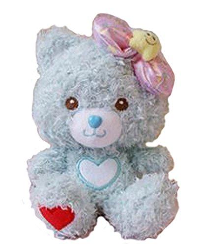Sanrio Kiki u0026 Lala ~ Care Bears Plush Toy S Blue