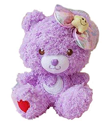 Sanrio Kiki u0026 Lala ~ Care Bears Plush Toy S Purple