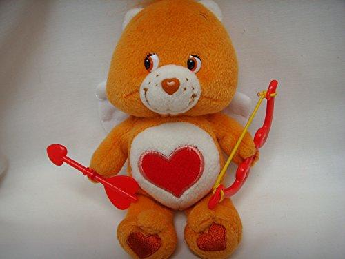 Tenderheart Care Bear Plush Toy 8 2005  Valentine Cupid