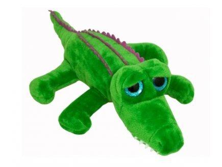 Wild Planet 36 cm Floppys Crocodile Plush Toy Multi-Colour by Wild Planet