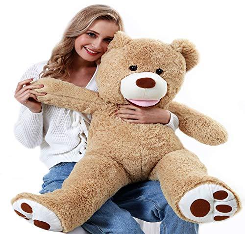 ChiFit Big Teddy Bear 39 Teddy Bears Stuffed Animals Giant Teddy Bear Tan