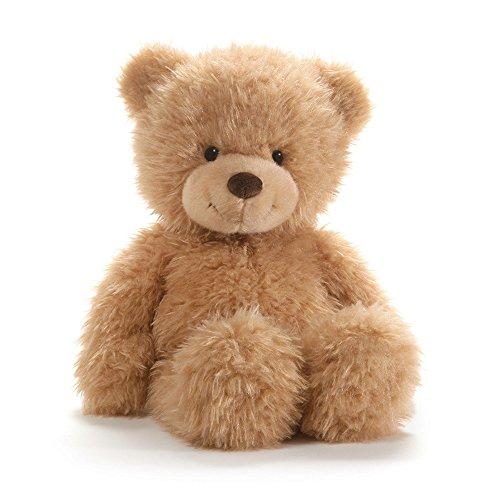 GUND Ginger Teddy Bear Stuffed Animal Plush Beige 15