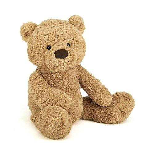 Jellycat Bumbly Bear Stuffed Animal Medium 17 inches