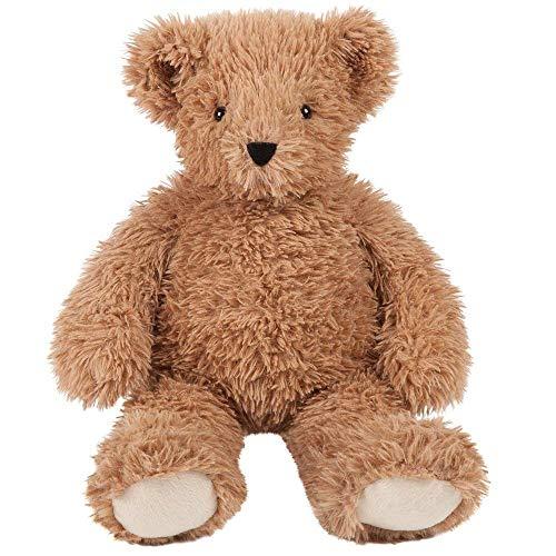 Vermont Teddy Bear Stuffed Animals - 18 Inch Almond Brown Super Soft