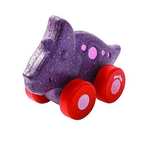 Plan Mini Vehicles Dino Car- Trio