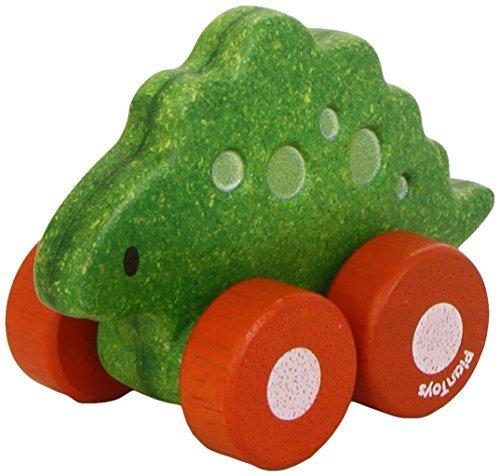 Plan Toys Stego Dino Car by Plan Toys